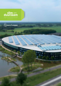 Venco Campus Eersel - slim en duurzaam